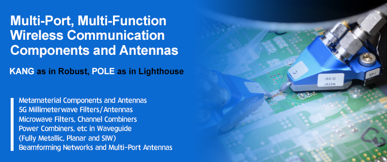 Multi-Port, Multi-Function Wireless Communication Components and Antennas